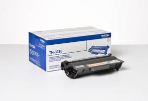 Brother TN-3380 sort original tonerpatron