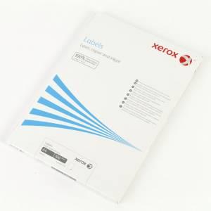 Laserlabels Xerox 38x21mm (003R93177) - 65stk/ark 100ark/æsk