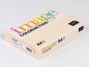 Kopipapir Image Coloraction A4 160g cream (13) - 250ark/pk