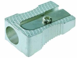 Blyantspidser aluminium bnt enkelt