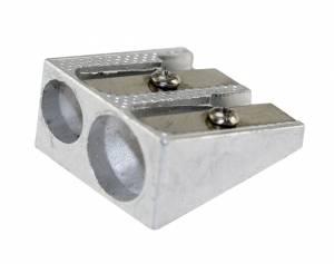 Blyantspidser BNT aluminium dobbelt