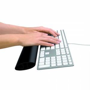 Håndledsstøtte Fellowes I-Spire Keyboard Rocker sort