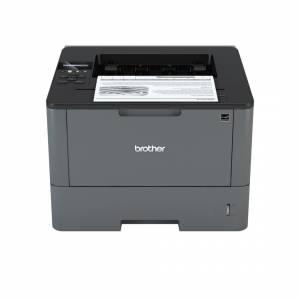 Laserprinter Brother HL-L5100DN netkort Duplex 40 s/min
