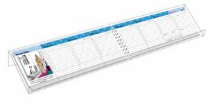 Mayland Uge-bordkalender 2020 humør, 25x10cm - ekskl. stativ