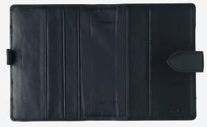 Mayland Dagkalender 2020 m/spiral 1dag/side 12x17cm løst - sort  skind