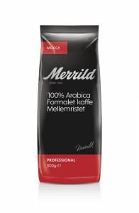 Kaffe Merrild Mocca 500g/ps