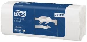 Vaskeklud Tork Advanced (747450) - 20x80stk
