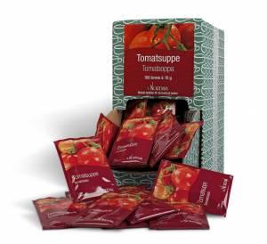 Tomatsuppe i brev 10g - 100breve/kar