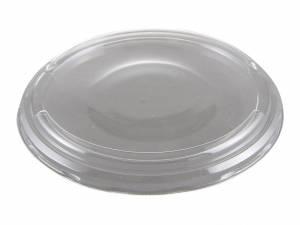 Låg rund APET (Fæch K5123-5) t/plastbakke C0124-1 Klart - 1044stk/kar