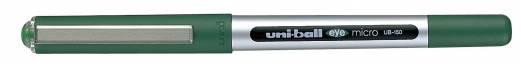 Rollerpen Uni-ball grøn 0,2mm UB-150 Eye Micro