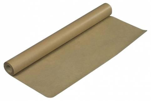 Kraftpapir brun 70cmx50m 65g