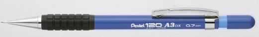 Pencil Pentel blå 0,7mm A317-c 120A3dx